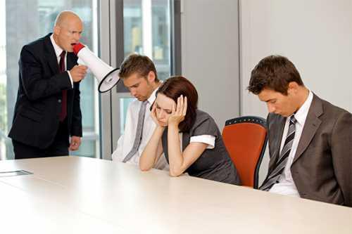 как руководить коллективом если ты начальник